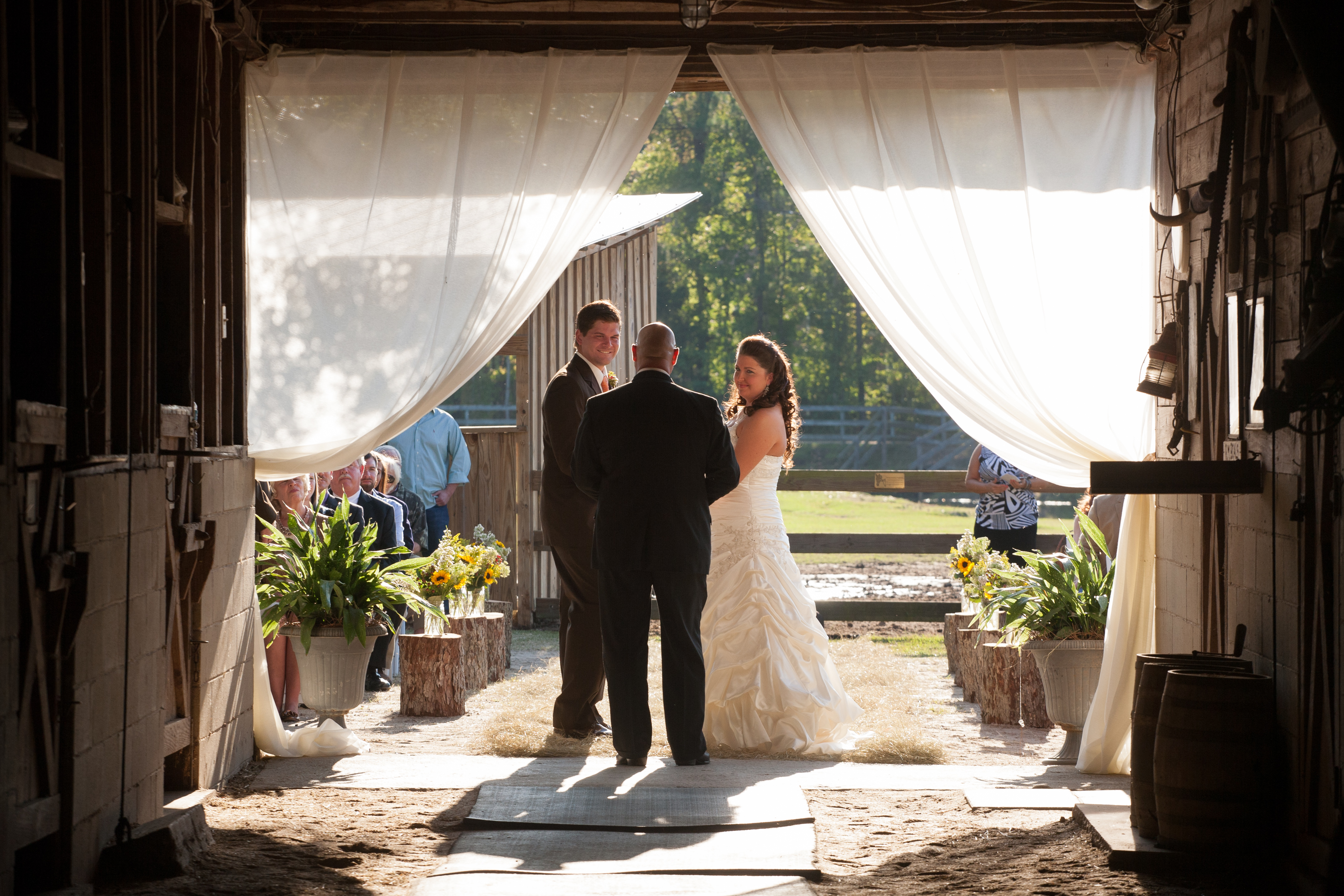 The stables at boals farm i weddings events for Affordable wedding photography charleston sc